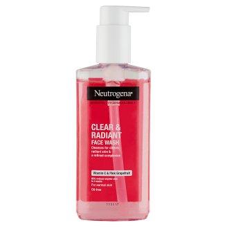 Neutrogena Visibly Clear Pink Grapefruit Facial Wash 200 ml