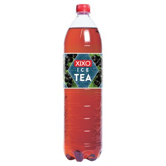 XIXO Ice Tea feketeribizli ízű jegestea 1,5 l