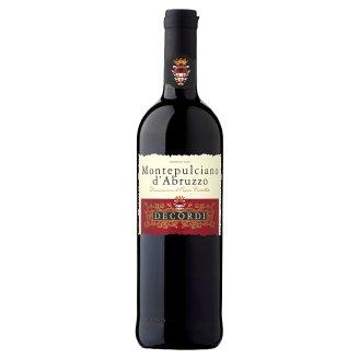 Decordi Montepulicano D'abruzzo DOC Dry Red Wine 12,5% 750 ml