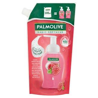 Palmolive Magic Softness kézmosó hab utántöltő málna illattal 500 ml