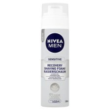 NIVEA MEN Sensitive Recovery Shaving Foam 200 ml