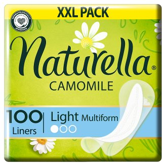 Naturella Light Camomile Tisztasági Betét, 100 db