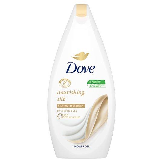 Dove Silk Glow Nourishing Shower Gel 500 ml