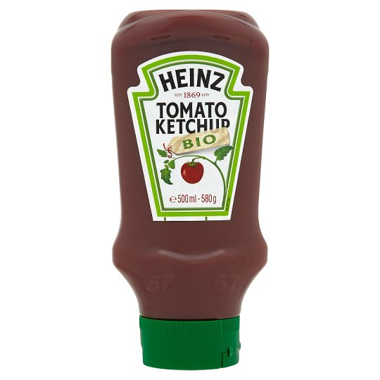 Heinz Organic Ketchup 500 ml