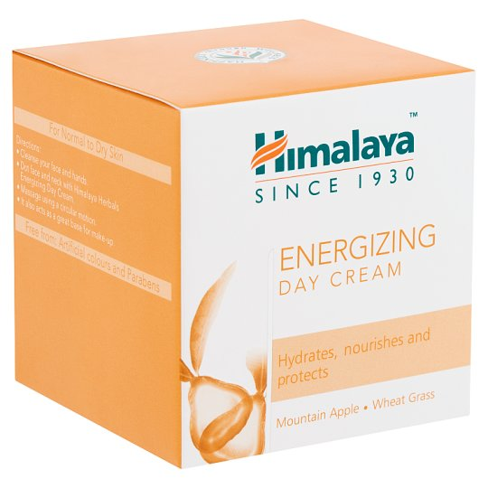 Himalaya Energizing Day Cream for Normal and Dry Skin 50 g