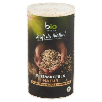 Bio Zentrale BIO sótlan rizswaffel 100 g