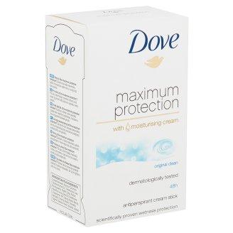 Dove Maximum Protection Original Clean izzadásgátló krém 45 ml
