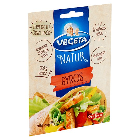 Vegeta Natur Gyros Seasoning Mix 20 g