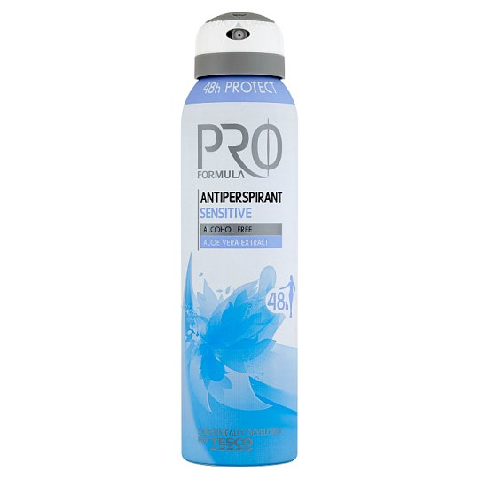 Tesco Pro Formula Sensitive Antiperspirant for Women 150 ml