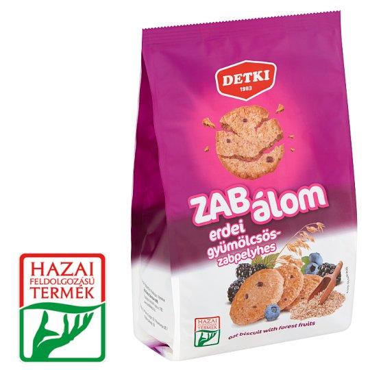 Detki Zab Álom Oat Biscuits with Forest Fruits 180 g