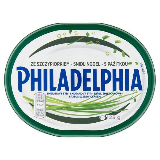 Philadelphia sajtos szendvicskrém snidlinggel 125 g