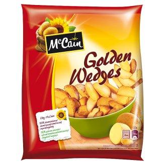 McCain Golden Wedges elősütött, gyorsfagyasztott héjas burgonyacikk 750 g