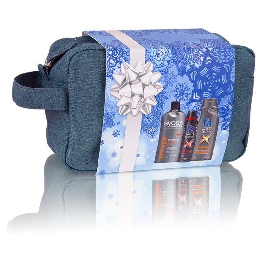 Fa Men Xtreme / Syoss férfi karácsonyi csomag