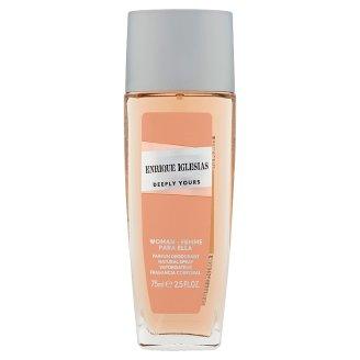 Enrique Iglesias Deeply Yours Woman Parfum Deodorant Natural Spray 75 ml