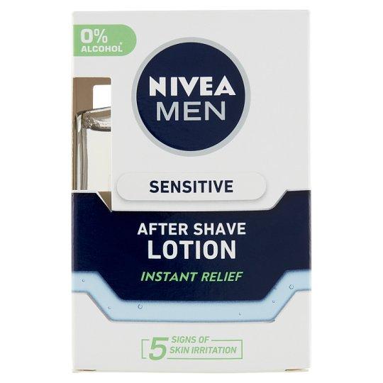 image 1 of NIVEA MEN Sensitive After Shave Lotion 100 ml