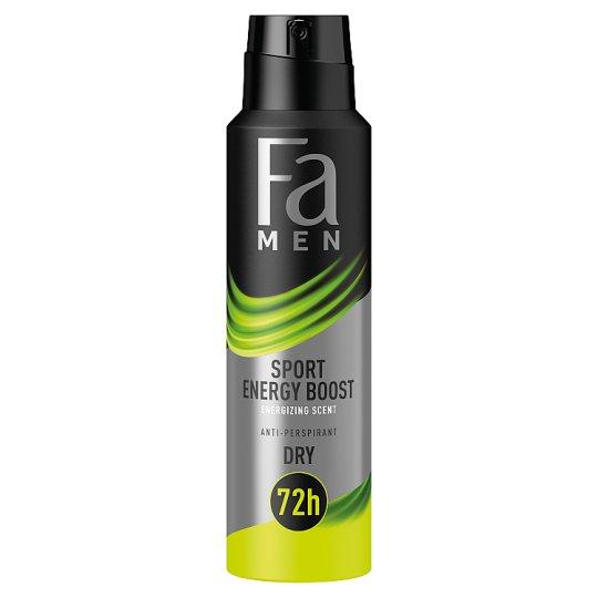 Fa Men Xtreme Sport Energy Boost Anti-Perspirant Deodorant Spray 150 ml