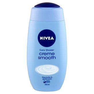 NIVEA Creme Smooth ápoló krémtusfürdő 250 ml