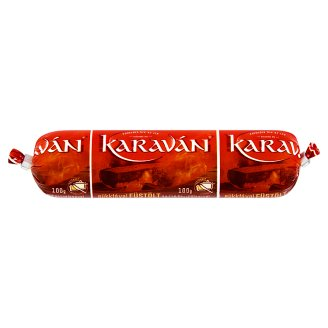 Karaván Smoke Flavoured, Fat, Processed Cheese Spread 100 g