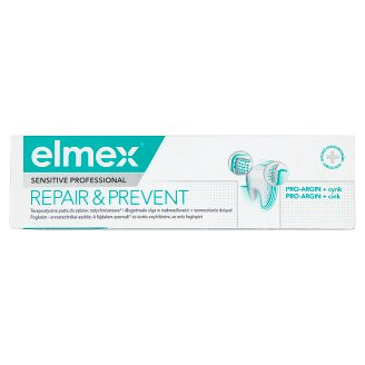 elmex Sensitive Professional Repair & Prevent Toothpaste 75 ml
