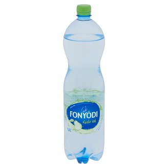 Fonyódi Pear Flavoured Low-Energy Carbonated Soft Drink with Sweeteners 1,5 l