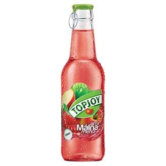 Topjoy alma-málna-menta ital 250 ml