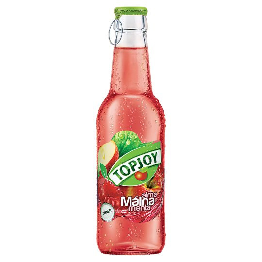 Topjoy Apple-Raspberry-Mint Juice 250 ml