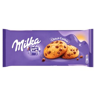 Milka Choco Cookie with Alpine Milk Chocolate Chips 168 g