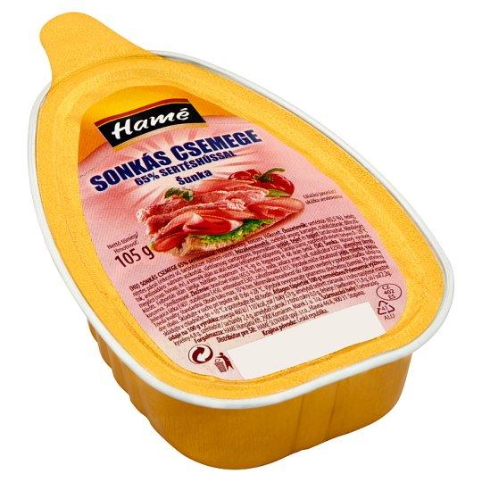 Hamé sonkás csemege sertéshússal 105 g