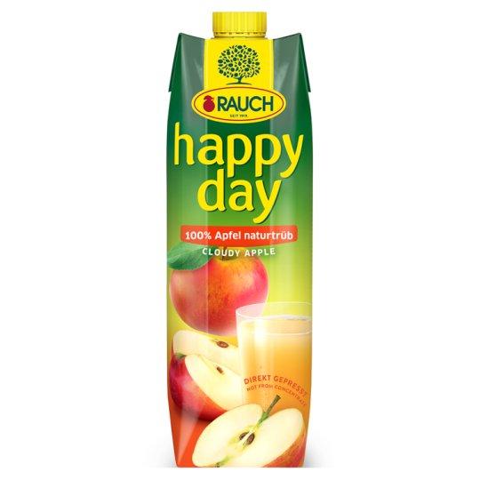 Rauch Happy Day 100% szűretlen almalé C-vitaminnal 1 l