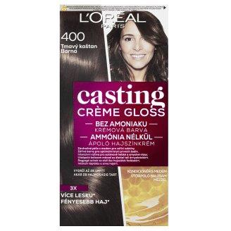 L'Oréal Paris Casting Crème Gloss 400 Brown Permanent Hair Colorant