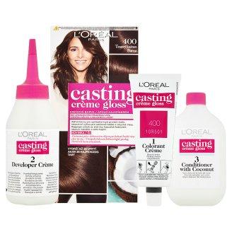 image 2 of L'Oréal Paris Casting Crème Gloss 400 Brown Care Hair Colorant