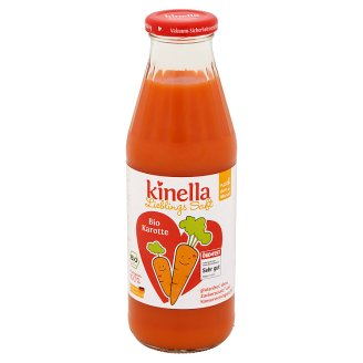 Kinella Organic Carrot Juice 4+ Months 500 ml