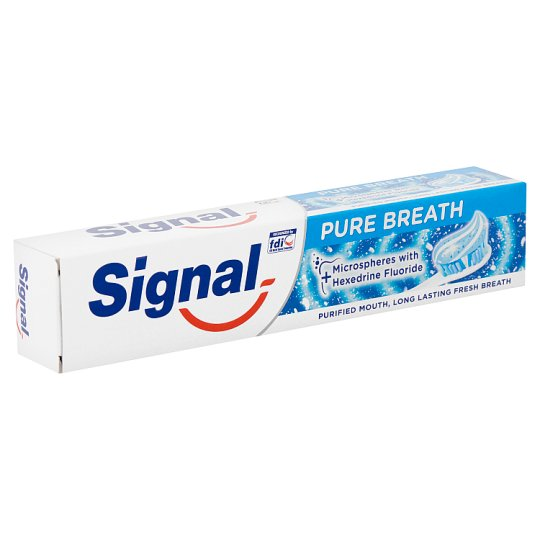 Signal Pure Breath Toothpaste 75 ml