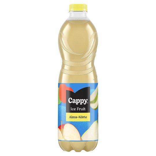 Cappy Ice Fruit Apple-Pear szénsavmentes vegyesgyümölcs ital bozdavirág ízesítéssel 1,5 l