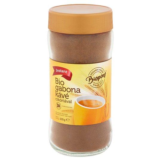 Biopont Organic Caffeine-Free Grain Coffee with Chicory 100 g