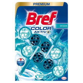Bref Color Aktiv Ocean WC-frissítő 2 x 50 g