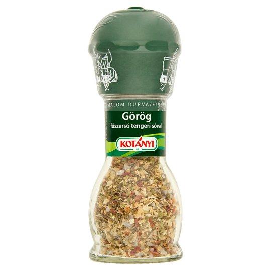 Kotányi Malom Greek Seasoning Salt with Sea Salt 40 g