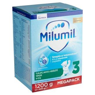 Milumil 3 anyatej-kiegészítő tápszer 9 hó+ 1200 g