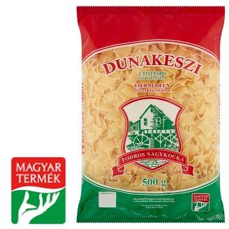 Dunakeszi Frilled Large Square 2 Egg Dried Pasta 500 g