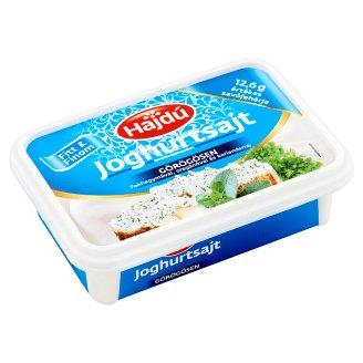 Hajdú görögösen mediterrán joghurtsajt 180 g
