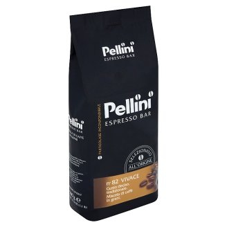 Pellini N.82 Vivace szemes pörkölt kávékeverék 500 g