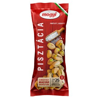 Mogyi Roasted, Salted Pistachio 60 g