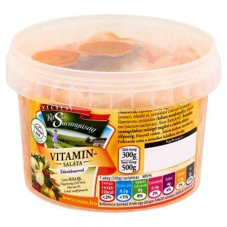 Rusa Savanyúság vitaminsaláta édesítőszerrel 500 g
