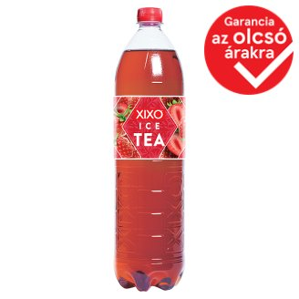 XIXO Ice Tea Strawberry Flavoured Rooibos Ice Tea 1,5 l