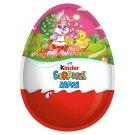 Kinder Surprise Maxi belső tejes réteggel bevont tejcsokoládé tojás meglepetéssel kislányoknak 220 g