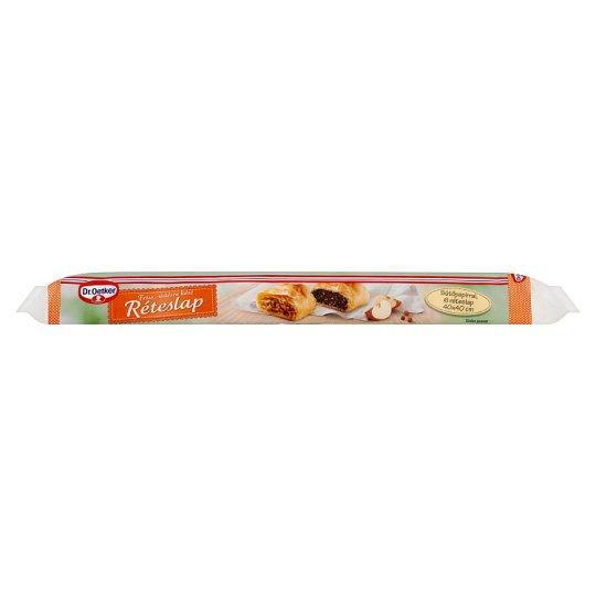 Dr. Oetker friss, sütésre kész réteslapok sütőpapírral 6 db 170 g