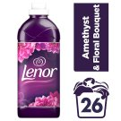 Lenor Fabric Conditioner Amethyst & Floral Bouquet 26 Washes