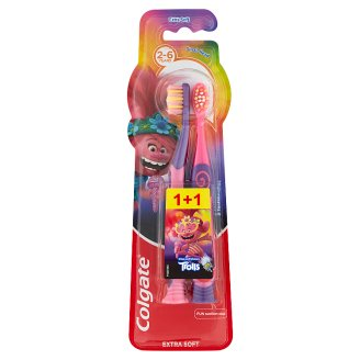 Colgate Smiles Kids Extra Soft Toothbrushes 3-5 Years 2 pcs