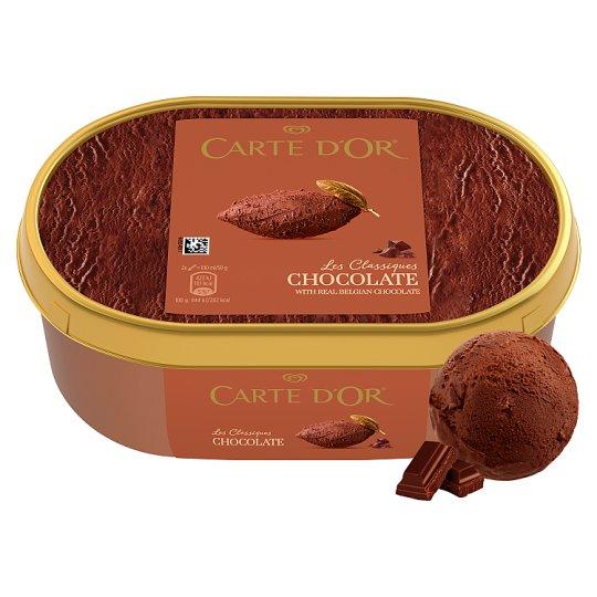 Carte D'Or Csokoládé Jégkrém 1000 ml