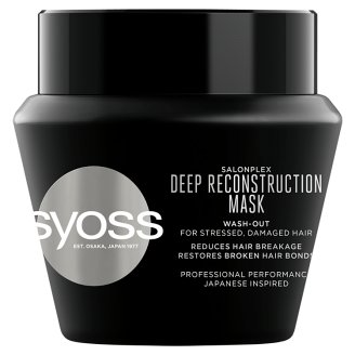 Syoss SalonPlex Intensive Recreation Hair Repair for Used Hair 300 ml